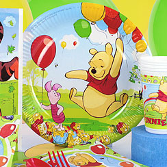 Disney Winnie The Pooh Party