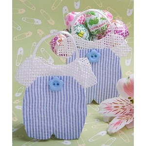 Blue Party Favours