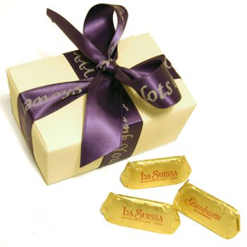 Personalised Boxes of Chocolates