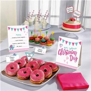 Christening Day Pink