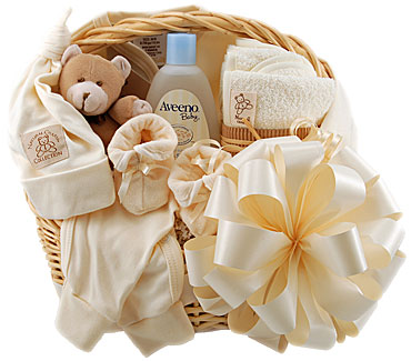 Organic Gifts For Mum & Baby