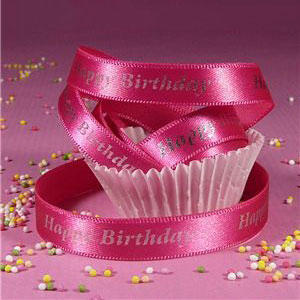 Personalised Ribbon & Labels