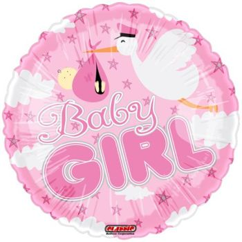 It's A Girl Decorations