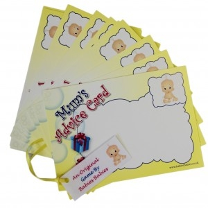 Advice Cards & Guest Books