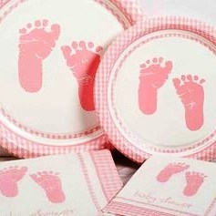 Pink Baby Feet