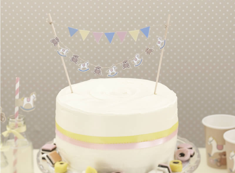 Baby Shower Cakes: Baby Shower Cake Decorations Uk