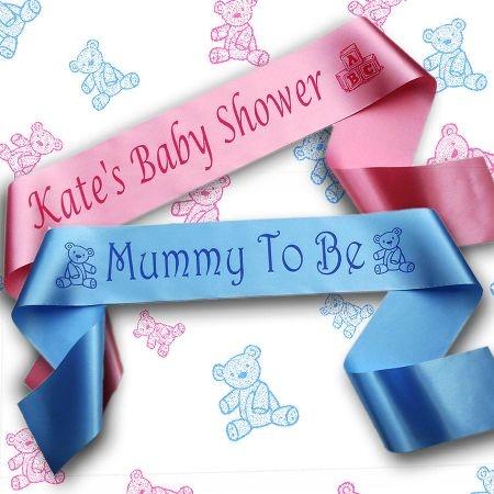 Baby Shower Sashes