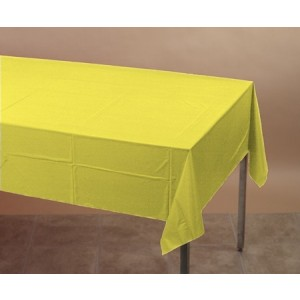 lemon table cover