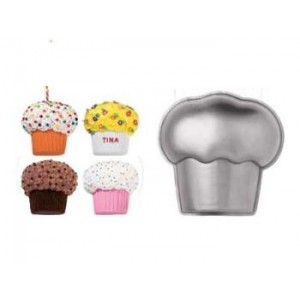 A Cup Cake Shaped Cake Tin