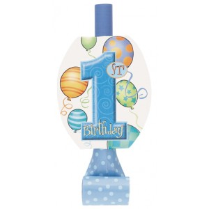 First Birthday Boy Budget Party Pack