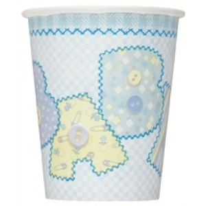 Baby Boy Stitchings Pack of Cups