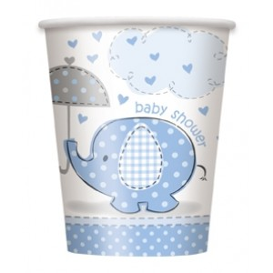 Boy Umbrellaphants Pack of Cups