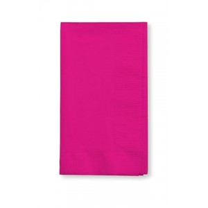 Hot Magenta Pink Napkins