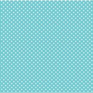 Pack of 24 Blue Spot Beverage Napkins