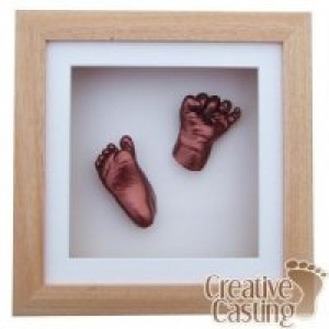 "Baby Casting Kit with 8"" x 8"" Box Frame"