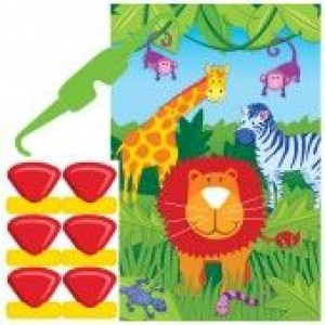 Jungle Animal Party Game