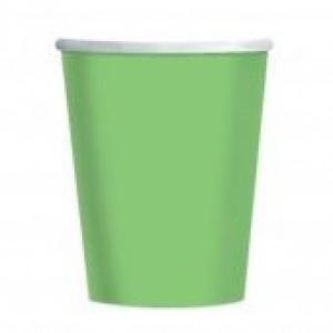 Kiwi Green Cups