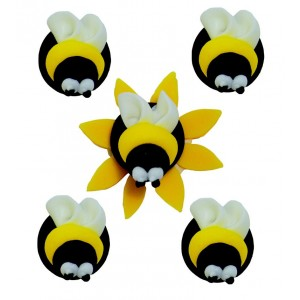 Bumble Bee Icing