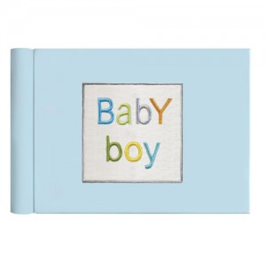 Baby Boy Photo Album