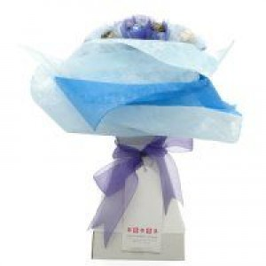 Little Boy Blue Chocolate Bouquet