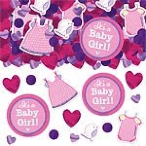 Baby Girl Clothes LIne Confetti