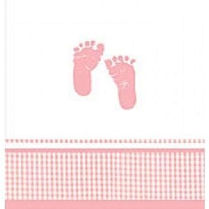 A Baby Girl Plaid Large Tablecover