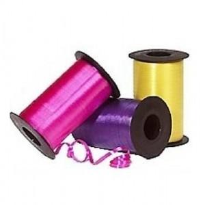 plain curling ribbons