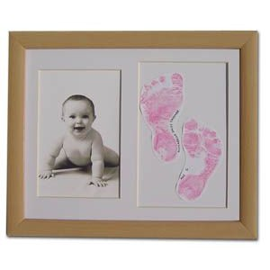 New Baby - Footprint & Photo Kit