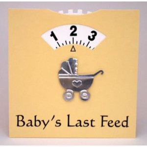 A Baby Feed Wheel - Yellow