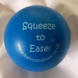 SQUEEZE TO EASE BLUE
