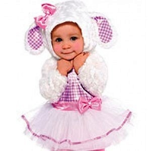 Little Lamb Baby Outfit