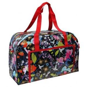 Red & Black Design Changing/Travel Bag