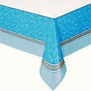 Blue Cross BLESSINGS BLUE TABLECOVER