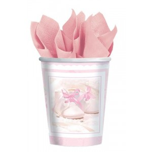 Tiny Blessings Pink Cups