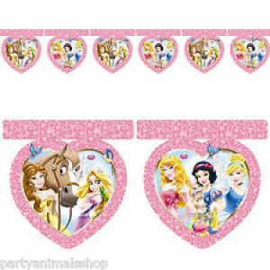 Disney Princesses Jointed Banner
