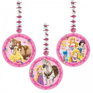 Disney Princesses Hanging Decorations