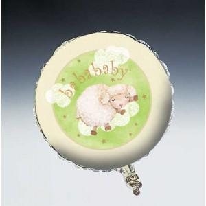 A Ba Ba Foil Balloon