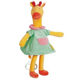 Moulin Roty Giraffe Musical Toy