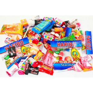 Bag of Mixed Sweets