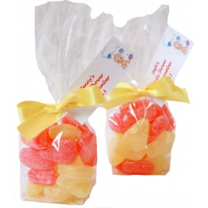 bags of pear drops
