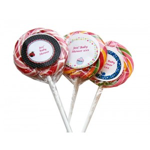 A Personalised Lollipop