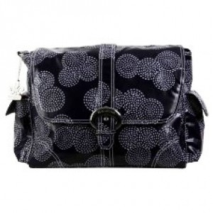 Kalencom Elite Matte Coated Bag - Navy Stitches