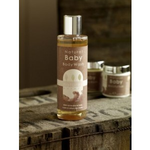 Natural Baby Bodywash 200ml