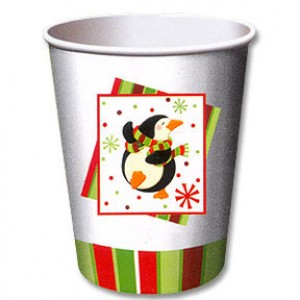 Pack of Penguin Parade Cups
