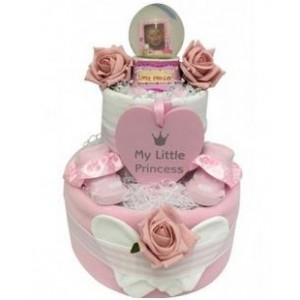 Little Princess Nappy Cake