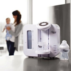 Closer To Nature Perfect Prep Machine White