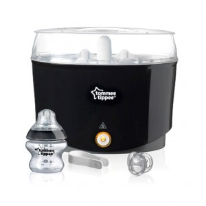 Closer to Nature Black Electric Steriliser