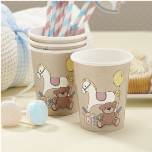 Rock-a-Bye Baby Cups (pack of 8)