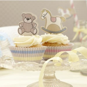 Rock-a-Bye Baby Cupcake Kit