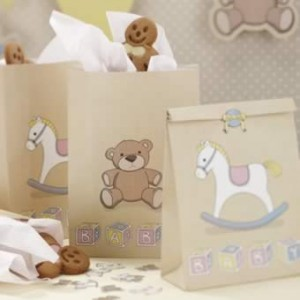 Rock-a-Bye Baby Party Bags (pack of 5)